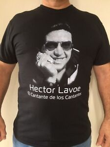 Hector-Lavoe-t-shirt-black-M-L-XL