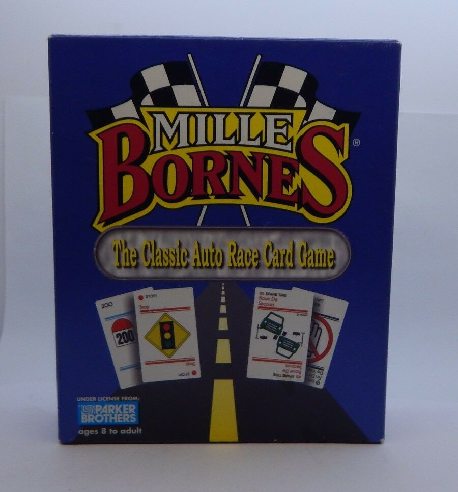 Mille Bornes Coched Juego R13916