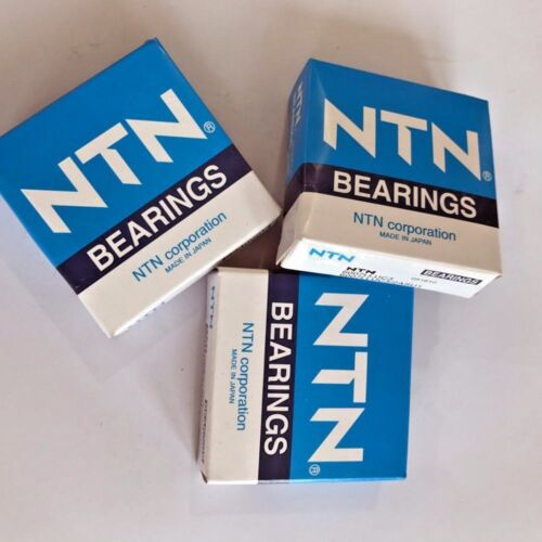 1pc NTN 6204Z metal seals sides deep grove ball bearing made in japan new