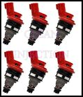 fit Nissan Skyline rb25 rb25det r33 r34 stagea ecr33 Z32 550cc fuel injectors