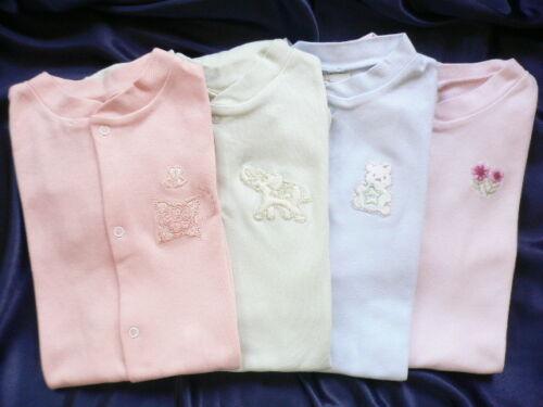 100/% Organic Cotton baby romper//sleeper//bodysuit...6-9 mo..extra soft