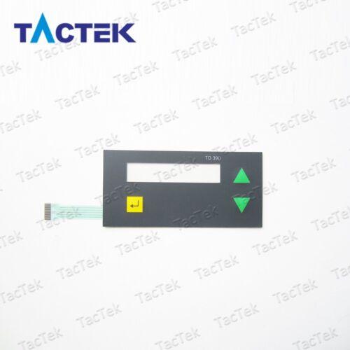 Membrane Keypad Switch Keyboard for 6ES5390-0UA11 TD390