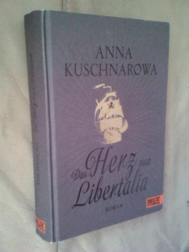 1 von 1 - Anna Kuschnarowa: Das Herz von Libertalia (Gebundene Ausgabe)