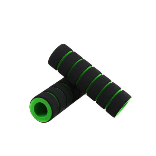 Soft BMX MTB Cycle Road Mountain Bicycle Scooter Bike Handle Bar Grips Hot UK