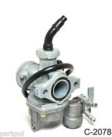 Carb For Honda Atv Atc125m Atc 125 M Carburetor 1984-1985