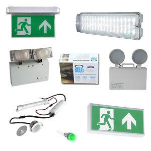 led emergency lighting, exit sign \u0026 bulkhead maintained nonimage is loading led emergency lighting exit sign amp bulkhead maintained