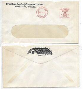 1942-Brantford-Ontario-3-cents-Meter-on-a-Brantford-Roofing-Company-Limited-cvr