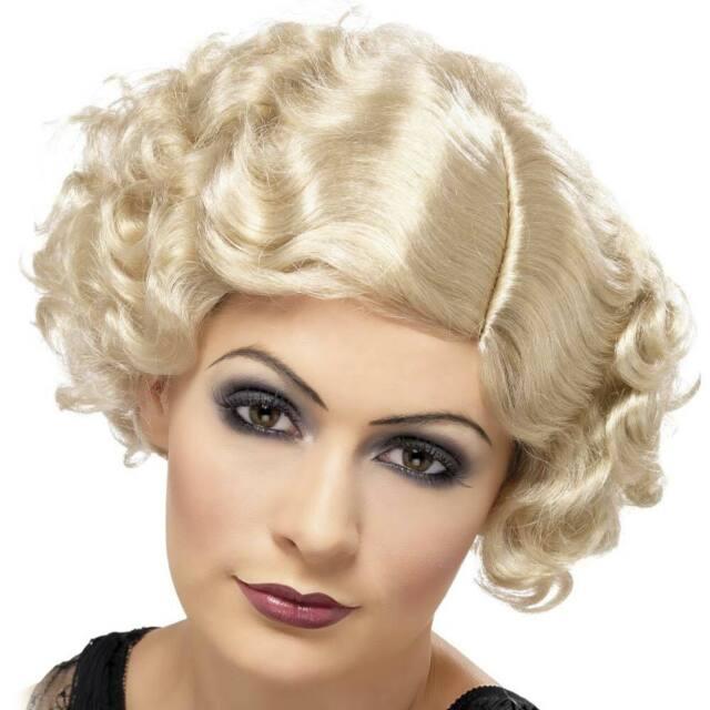 Blonde 1920s Wig