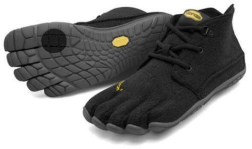 Vibram Five Fingers CVT Wool schwarz OVP Grösse 39  Neu OVP schwarz edaf32