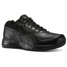 Reebok Men's Work N Cushion 2.0 4E Shoes, Black
