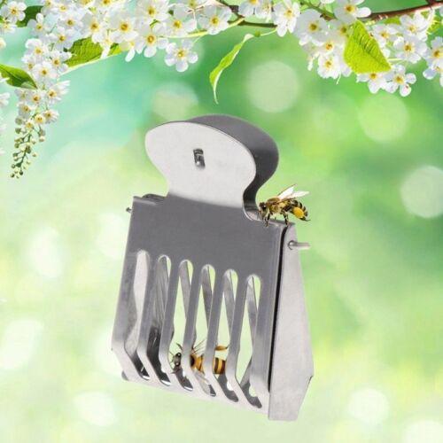 7*5 cm Biene Käfig Halter Königin Imkerei Werkzeug Box Nagelneu Nützlich