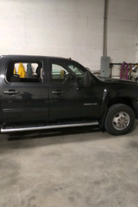 2012 Chevrolet 3500 Dually