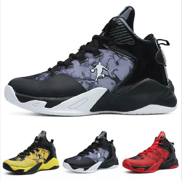 Mens Sneaker Trail Athletic High Top Sport Fashion Comfort New Basketball shoes