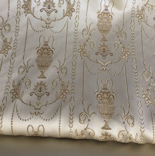 Upholstery and  Drapery,Jacquard Fabric, Color Dawn, sold By the Yard, 58