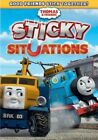 Thomas & Friends Sticky Situations 0884487113282 With N a DVD Region 1