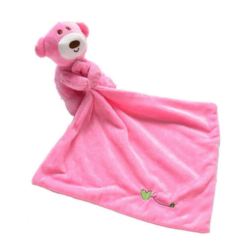 Washable Baby Cartoon Comforter Blanket Soft Toys Appease Animals Dolls Z