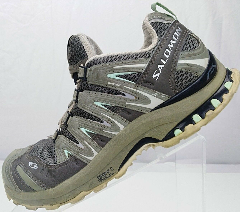 7ef995955708 Salomon Ultra 2 - XA3D Outdoor Adventure Trail Hiking Sneakers Men s 7.5  Grey