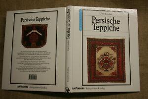 Sammlerbuch-alte-persische-Teppiche-Orientteppiche-Teppichkunde-Battenberg