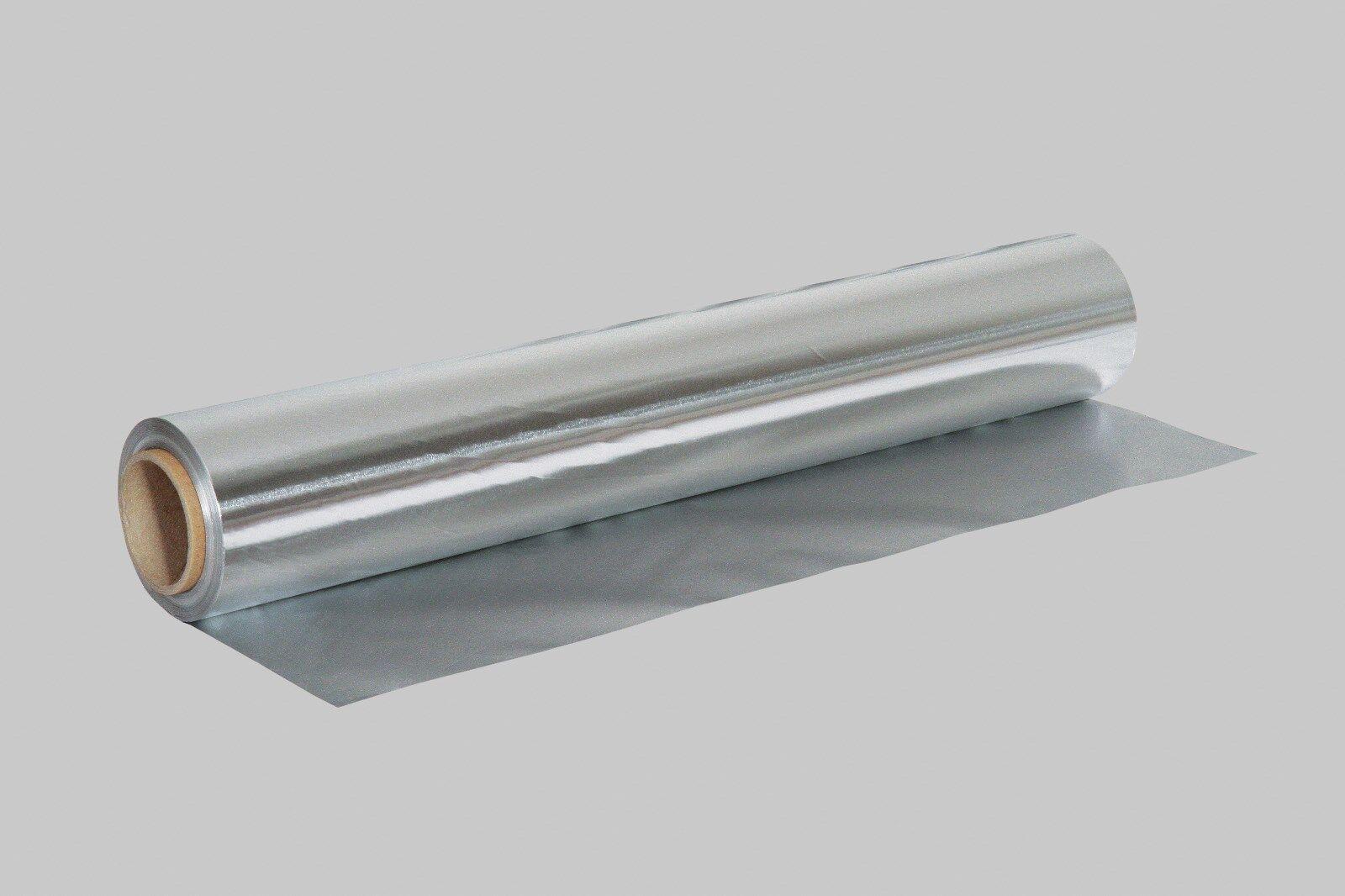 Aluminiumfolie echte 50 my x 1.000 mm x 25 m Dampfsperre Alfol ® 50 25