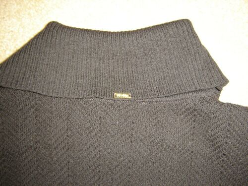 Sweater S Collar Mock St Gold Sz Kabel Jacket Cute John Buttons Brown Cardigan 7wnnOpIZF
