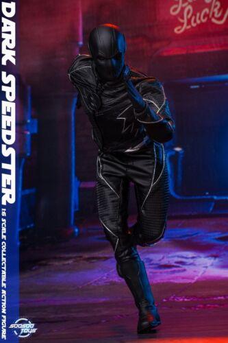 In-Stock 1//6 Scale SOOSOOTOYS SST010 Dark Speedster 12in Action Figure