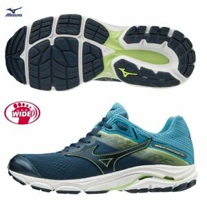 tenis masculino mizuno wave prophecy 2 blue blueja