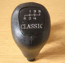GEAR Shift KNOB 5 velocità CLASSIC MERCEDES CLASSE C E CLK w202 w210 w208