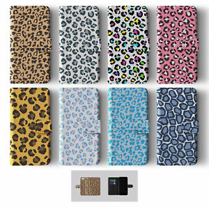 Animal Print Leopard Skin Tiger Iphone Samsung Wallet Phone Case Ebay