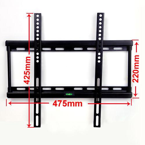 """Full Motion TV Wall Mount Tilt Swivel Bracket 10/"""" 70/"""" Inch LCD LED Flat Screen"""