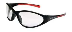 sportliche Schutzbrille klar , Arbeitsschutzb<wbr/>rille , verstellbar