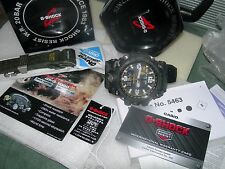 CASIO G-SHOCK GWG-1000-1A3ER MUDMASTER + MAHARISHI NEW COMBO BAND & BEZEL! NEW!!