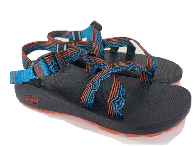 Chaco ZCloud Sandal Blip Real Blue Women's Size US 10 (RR105)