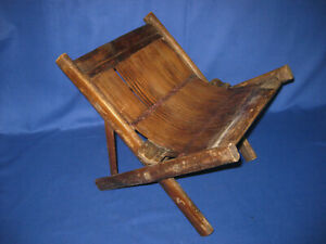 Astonishing Details About Unusual Asian Antique Primitive Small Bamboo Stool Beatyapartments Chair Design Images Beatyapartmentscom