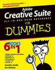 Adobe Creative Suite All-in-one Desk Reference for Dummies by Jennifer Smith, Jen DeHaan (Paperback, 2004)