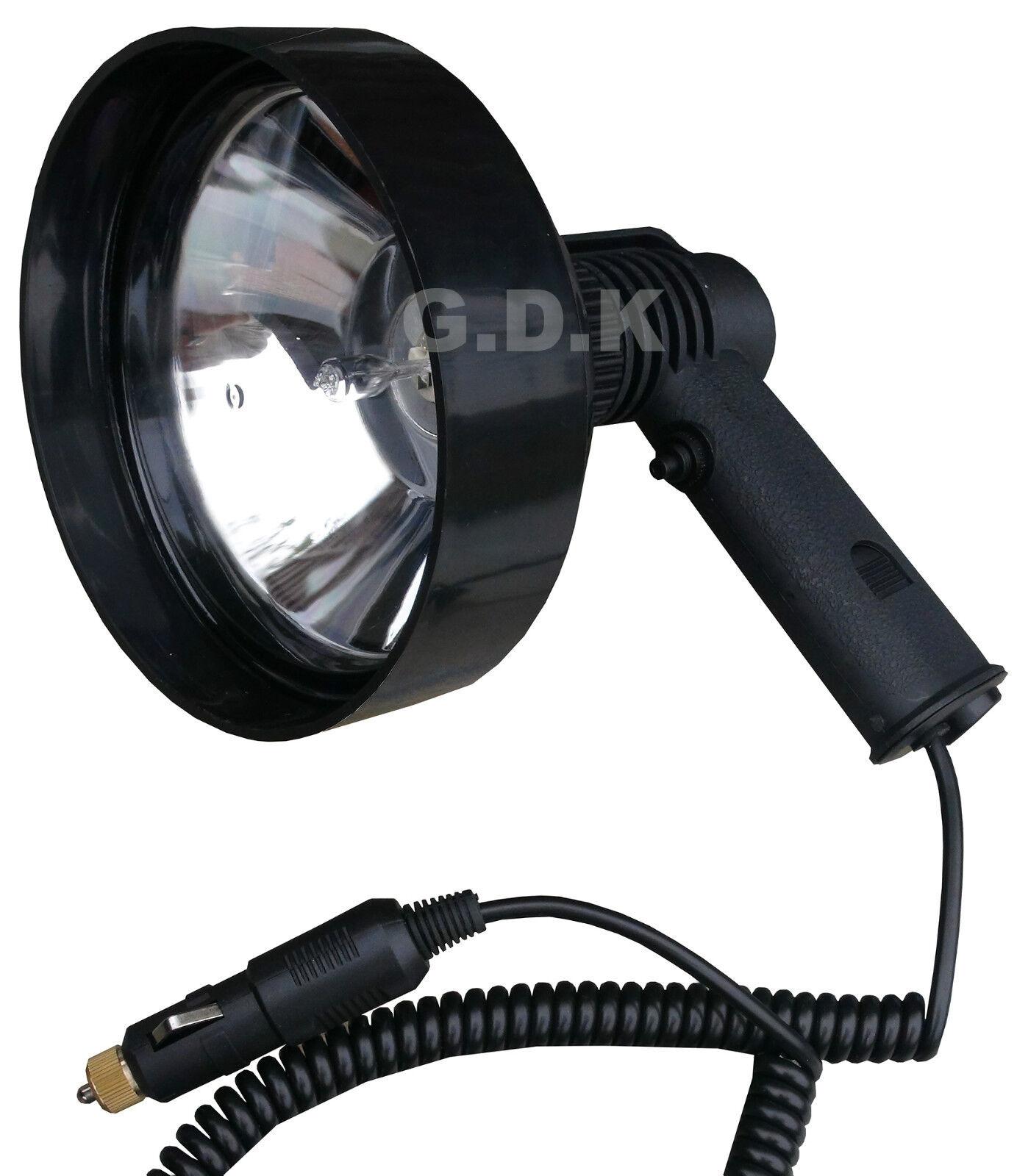 100W HAND HELD HUNTING LAMP, FOX, DEER, DEER, FOX, LAMPING,&, BATTERY, CHARGER,KIT L001+BAT bdff6a