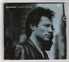 (HA819) Jon Bon Jovi, Midnight In Chelsea - 1997 CD