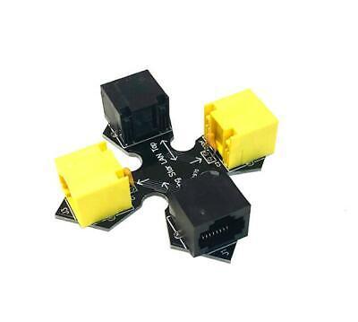 Throwing Star LAN Tap Network Packet Capture Mod Ethernet Monitoring Device