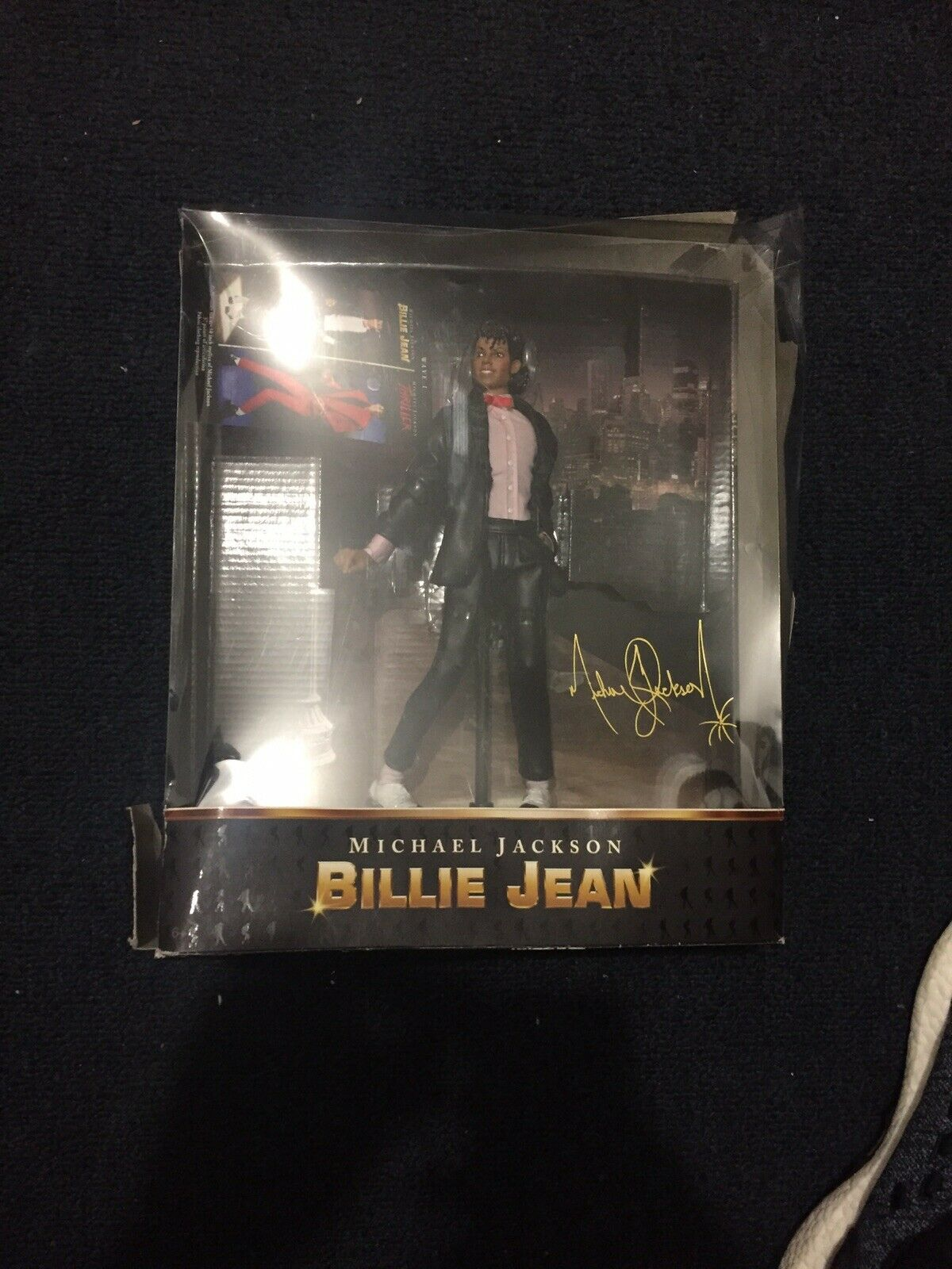 Micheal Jackson Doll Billie Jean
