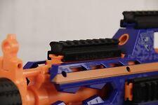 3D Printed – Nerf to Picatinny Nose Rail Mount for Nerf Rapidstrike C-18 Gun