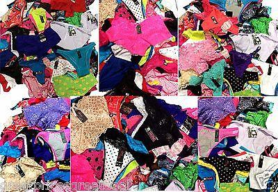 New Wholesale Lot 20 50 100 pcs Women Thongs G-String Panties Underwear Sz #728B