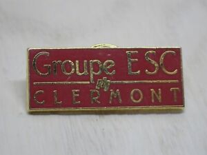 Pin-S-Vintage-Pins-de-Solapa-Coleccionista-Pins-Pintura-Grupo-Esc-Clermont-Y091