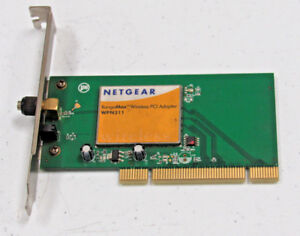 DRIVERS: WPN311 RANGEMAX WIRELESS PCI ADAPTER