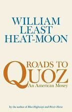 Roads to Quoz: An American Mosey-ExLibrary