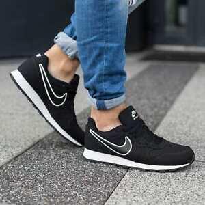 Nike Md Runner 2 Se Correr Para Hombres Zapatos Tenis Deportivas Uk 9 10 44 Euros Ebay