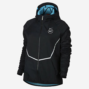 Nike Reflective and Wool Running Jacket, Size M. NWT, Retail $200!