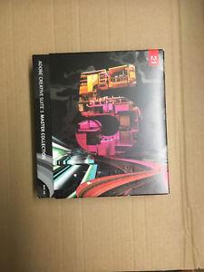 Adobe-Master-Collection-CS4-CS5-MAC-Vollversion-deutsch-Mwst-BOX-Karton-Retail