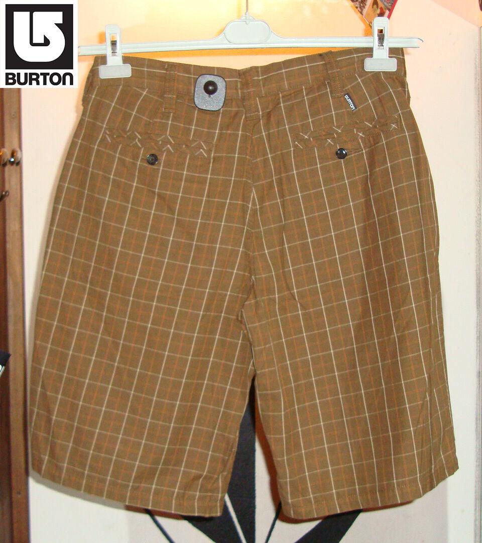 Bermuda pantaloni corti shorts uomo BURTON cod.20132 Crawford Crawford Crawford short skate wear 6581ff