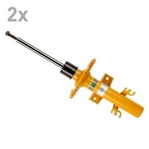 2 Bilstein Sportstoßdämpfer B8 2-35-102533 vorne für CADILLAC BLS
