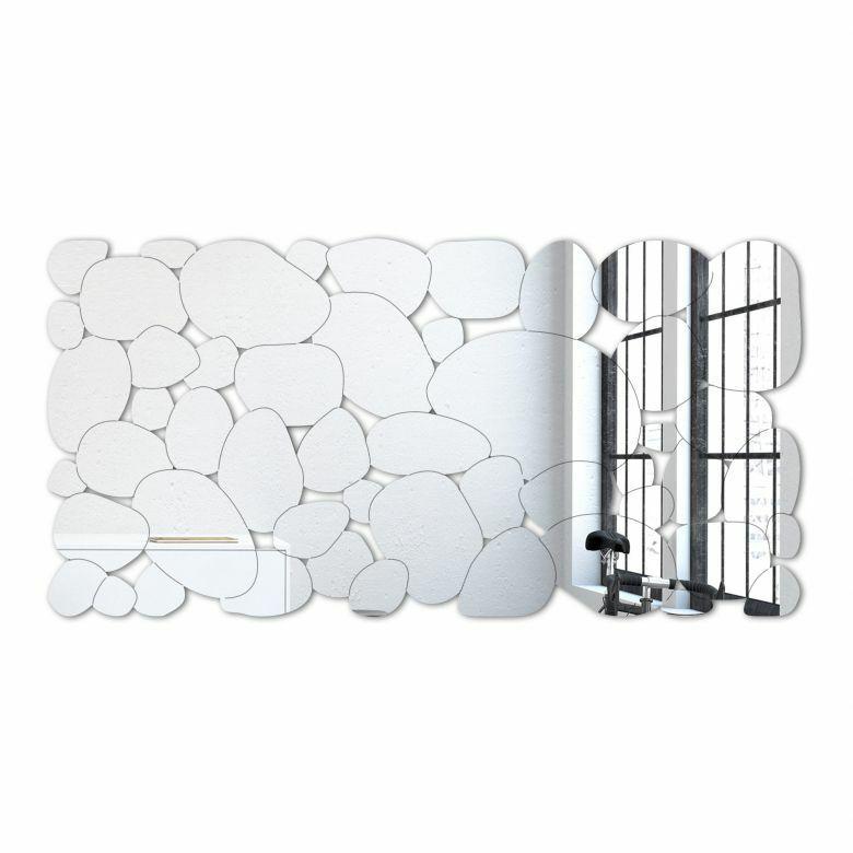 Acryl Spiegel Stone Deko Wandgestaltung Wandbild Glasspiegel alle Zimmer