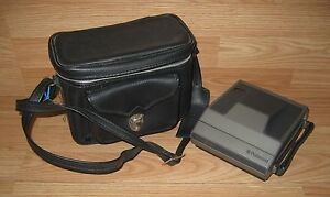 Vintage-Polaroid-Spectra-System-Instant-Camera-With-Carrying-Case-Only-READ